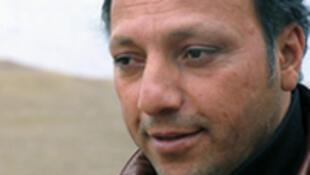 Le réalisateur Hiner Saleem