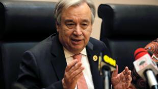 អគ្គលេខាធិការនៃអ.ស.ប.លោក Antonio Guterres