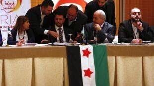 Конференция сирийской оппозиции 10 января 2014 г. в Кордове (Испании)