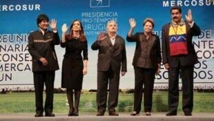 Cúpula do Mercosul ocorre em Paraná, na Argentina.