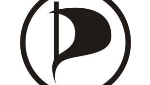 Logo del Partido Pirata.