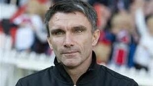 Coach Patrice Carteron is attempting to lead TP Mazembe to their fifth African Champions League title.