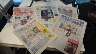 Diários franceses 19.07.2017