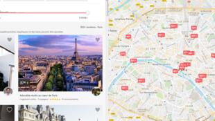 Airbnb conquista a França.