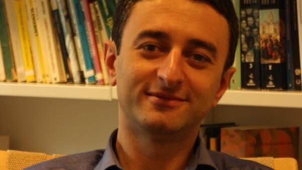 O professor de Estudos Brasileiros do King's College de Londres, Vinícius Mariano de Carvalho