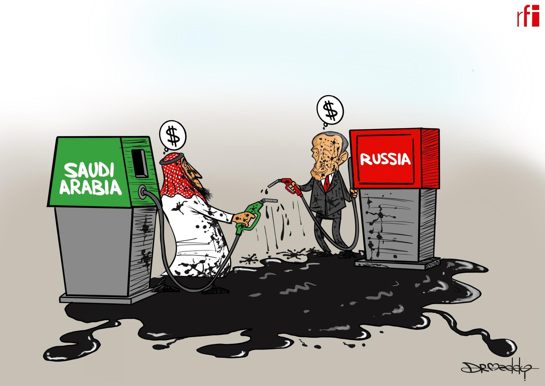 Mzozo wa mafuta: Saudi Arabia na Urusi wazozana kuhusu bei ya mafuta. 12.3.2020