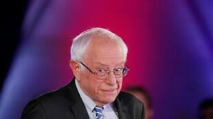 C'est dans un communiqué que Bernie Sanders a annoncé qu'il arrêtait sa campagne pour la présidentielle américaine, ce 8 avril 2020.