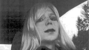 Chelsea Manning is pictured in this 2010 photograph