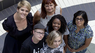 Bhekisisa Centre for Health Journalism in South Africa - the team of reporters