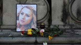 Ранее следствие заявляло, что убийство Виктории Мариновой может быть связано с ее профессиональной деятельностью