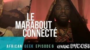 Dans le 6ème et dernier épisode de la série #African geek, le marabout préfère la technologie aux grisgris.