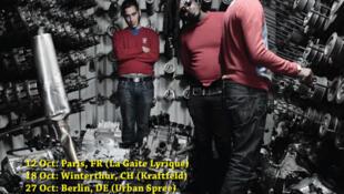 Motèl Mari, tour poster 2013