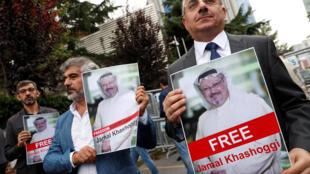 Журналист Джамаль Хашогджи пропал 2 октября после того, как зашел в здание консульства Саудовской Аравии в Стамбуле