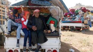 El director de ACNUR para Medio Oriente y África del Norte pronosticó que en 2019 unos 250.000 refugiados sirios regresarán a su país.