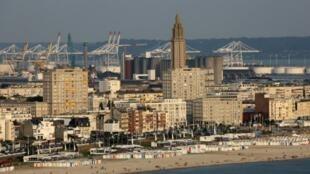 Le Havre, cité meurtrie par la guerre, fête cette année ses 500 ans.