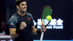 Malek Jaziri, who has been on the senior ATP circuit since 2003, is seeking his first title.
