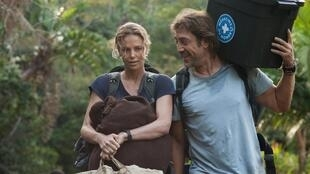The Last Face directed by Sean Penn, with Javier Bardem and Charlize Theron