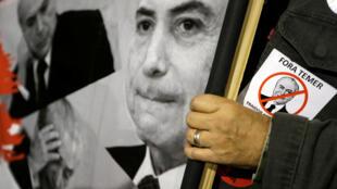 Na sexta-feira (10), protestos contra Michel Temer ocorreram em todo o país.