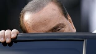 Silvio Berlusconi said Wednesday that he will not stand for reelection