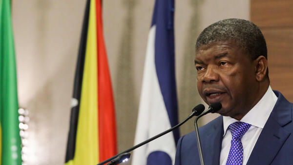 Presidente da República de Angola, João Lourenço