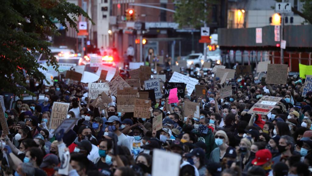 Les grandes entreprises américaines solidaires avec la cause noire