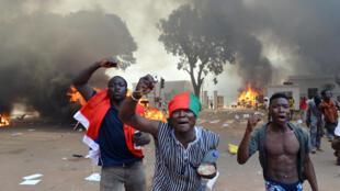 Ouagadougou, le 30 octobre 2014.