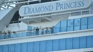 Most people infected with the coronavirus in Japan are from the Diamond Princess cruise ship