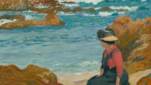 نقاشی ژان فرانسوا اوبرتن