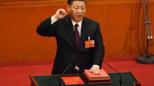 Xi Jinping, Presidente da China.