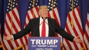 Trump: discursos racistas aumentam a tensão nos EUA.