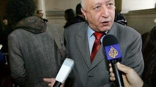 Abdallah Zekri of the French Council for Muslim Faith