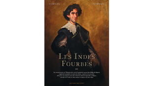 «Les Indes fourbes», de Juanjo Guarnido et Alain Ayroles.