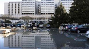 Centro Hospitalar Universitário de Grenoble, onde Michael Schumacher está internado.
