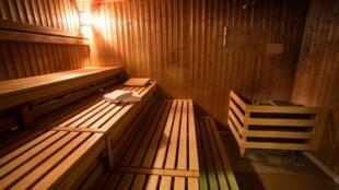 99 % des Finlandais vont au sauna une fois par semaine (image d'illustration).