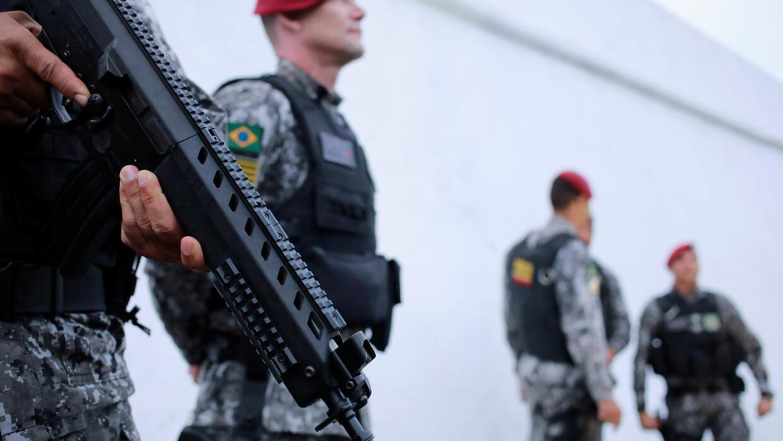 Brésil: la police de l'Etat de Ceará se met en grève en plein carnaval