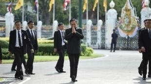 le général Prayut Chan-O-Cha, chef de la junte au pouvoir en Thaïlande depuis un coup d'Etat en 2014