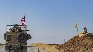 Sojojin Amurka a Syria