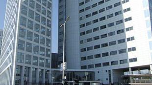 Le siège de la Cour pénale internationale à La Haye, aux Pays-Bas.