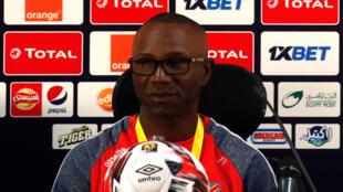 Le sélectionneur de la RD Congo, Florent Ibenge.