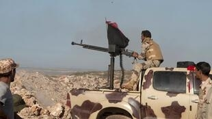 Pro-Tobruk forces have waged a losing battle against the Islamic State armed group