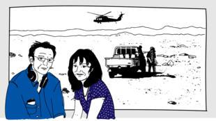 As forças especiais francesas estavam em Kidal, no Mali, no momento do sequestro e do assassínio dos repórteres da RFI Ghislaine Dupont e Claude Verlon, a 2 de Novembro de 2013.