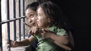 Image tirée du film «3 000 nuits» de Maï Masri.