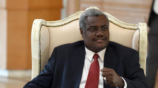 Le ministre tchadien des Affaires étrangères, Moussa Faki Mahamat, appelle au dialogue en Libye.
