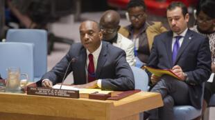 Modibo Touré, Representante Especial do Secretário-Geral da ONU na Guiné-Bissau