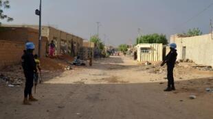 Des militaires de la Minusma au Mali. (photo d'illustration)
