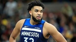 Minnesota Timberwolves center Karl Anthony-Towns said in a Wednesday Instagram post that his mother is in a coma due to what he believes is the coronavirus