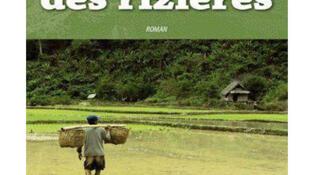 Couverture du roman «Au-delà des rizières» de l'écrivain malgache Naivo.