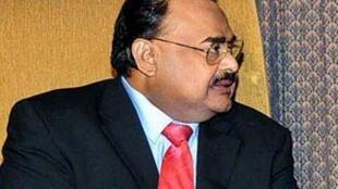 Altaf Hussein
