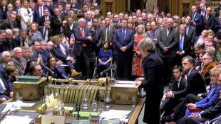 Đảng viên đảng Bảo Thủ sẽ bầu chọn tân thủ tướng Anh thay bà Theresa May. Ảnh minh họa ngày 15/01/2019
