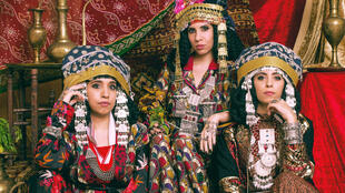 "A-WA's second album ""Bayti Fi Rasi"" (My home is in my head) is a tribute to their great-grandmother Rachel"
